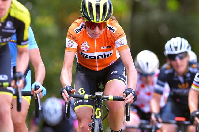 Van Vleuten maîtrise le Boels Ladies Tour 2018