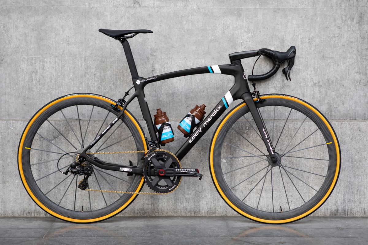 Vélo Eddy Merckx