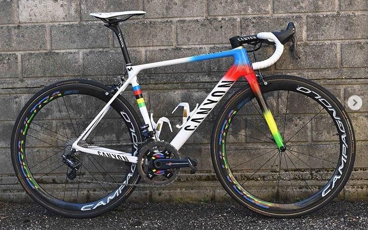 Vélo Valverde