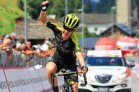 A. Spratt s'impose à Gerola Alta sur le Giro Rosa 2018