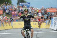 Adam Yates s'impose sur la dernière étape du Dauphiné