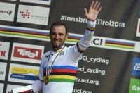 Valverde champion du Monde, Bardet tout proche
