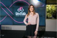 Miss Italia 2017 et Marraine du Giro 2018