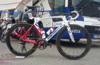 Le vélo d'Arnaud Démare