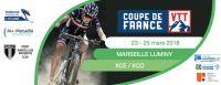 La Coupe de France de VTT XCO/XCE débute à Marseille