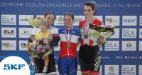 coralie Demay Championne de France piste