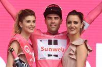 Giro : Tom Dumoulin au rendez-vous