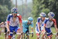 Thibaut Pinot hospitalisé, abandonne le Giro