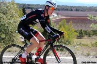 Hadrien Degrandcourt est de retour sur le vélo