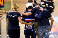 La France ne rapporte aucun médaille de la deuxième soirée européenne
