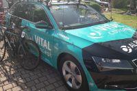 La voiture Vital Concept sur le Tour du Jura