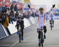 Le top 5 des meilleures cyclo-cross women