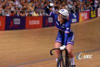 Mathilde Gros décroche le bronze de la vitesse