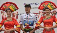 Tour du Guangxi : Trentin avec la tunique européenne