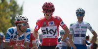 Vuelta : les réactions à l'issue de la quatrième étape