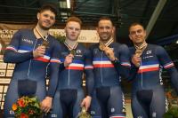 Compteur de médaille français débloqué