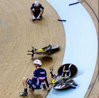 Les sprinteurs 3èmes, les françaises chutent à Minsk