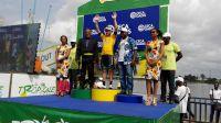 La Tropicale : à Nocentini l'étape, le maillot à Jones
