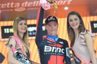 rohan dennis podium Giro