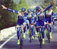 Top 5 des cyclistes sur Instagram