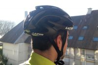 Test du casque Lazer Blade