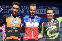 Championnats de France - Titouan Carod sacré