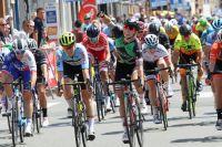 Wiebes au sprint sur l'E2 A du BeNe Ladies Tour 2018