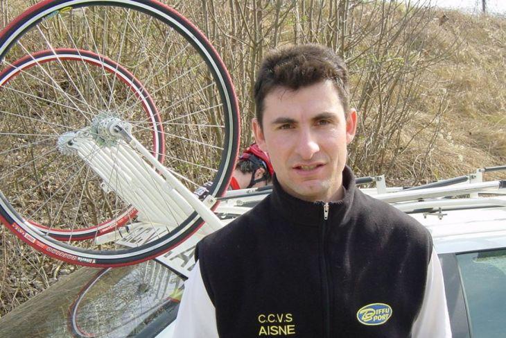 Christophe Eloy : « Promouvoir les jeunes »