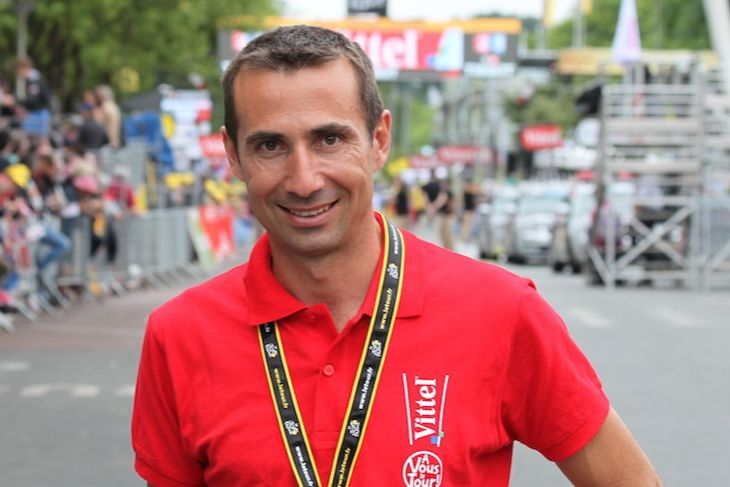 Les 101 qui font le cyclisme français : David Moncoutié