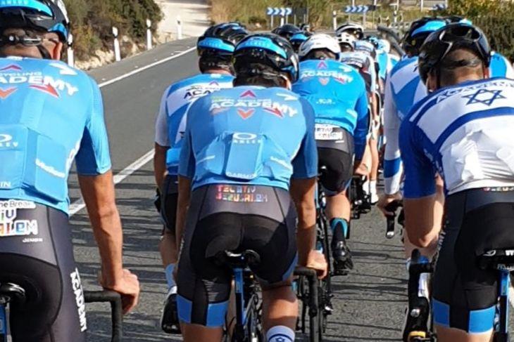 Israël Cycling Academy, sur la route du Tour 2020
