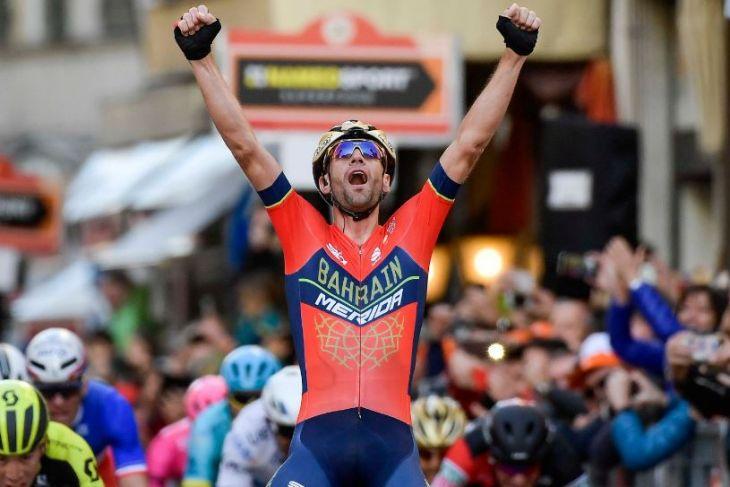 Nibali vainqueur du Milan San remo