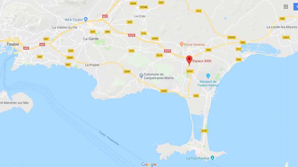 Accès Azur et Or 2019