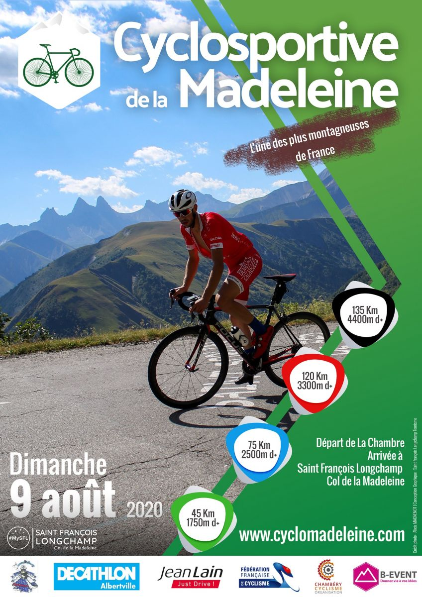 Affiche Madeleine 2020
