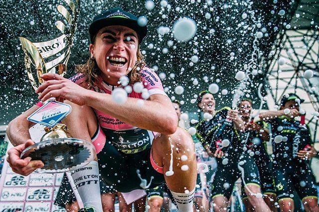 Annemiek Van Vleuten remporte la 30ème édition du Giro Rosa