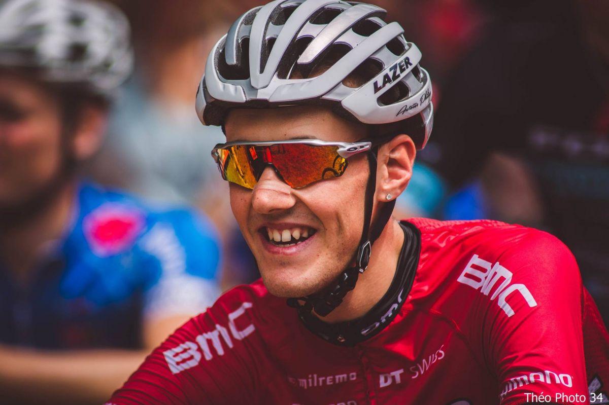 Antoine Philipp au grand sourire