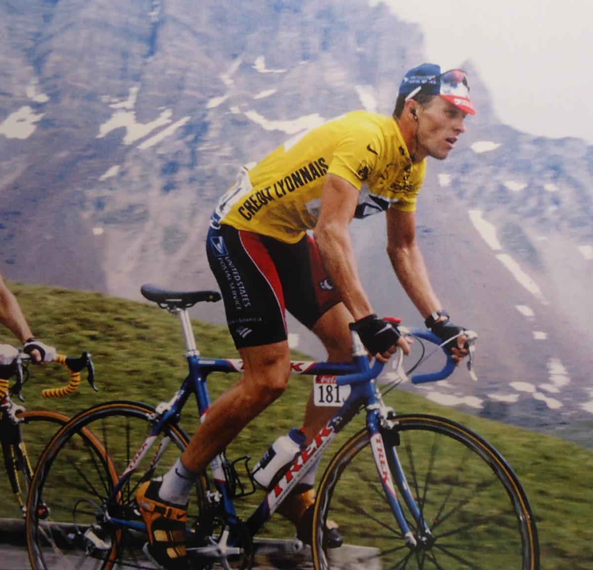 Armstrong Tour 99