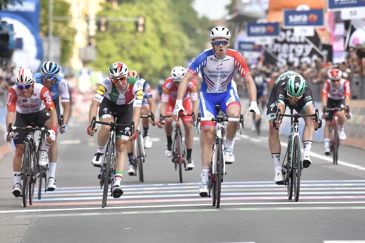 Giro - Arnaud Démare :