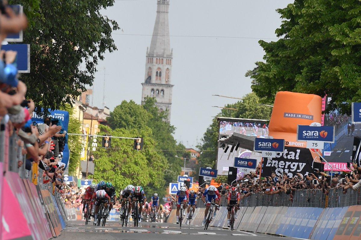 Pas de fracture pour Gallopin — Tour d'Italie