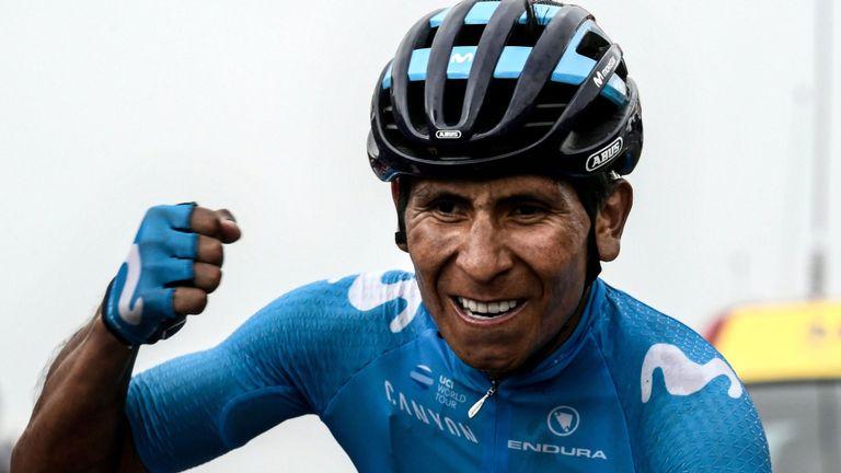 Avec l'arrivée de Nairo Quintana en 2020, Arkea Samsic espère retrouver le goût de la victoire
