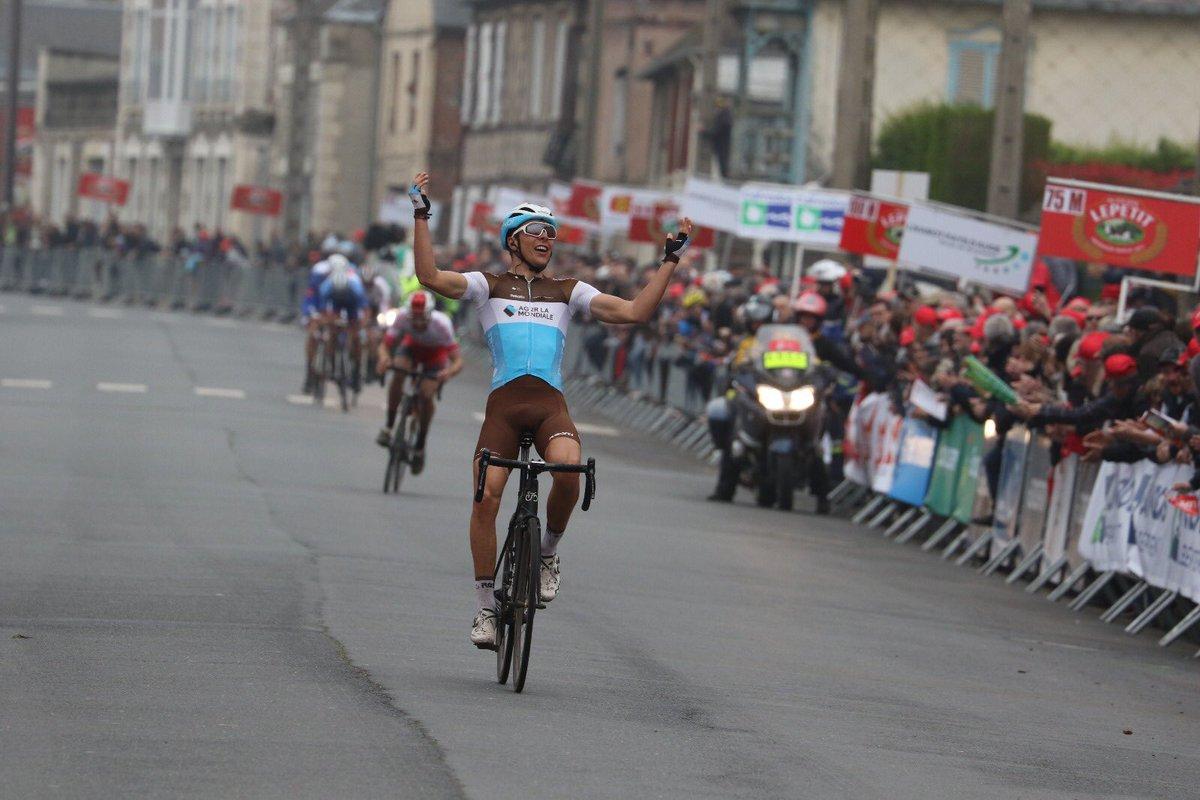 Benoit Cosnefroy vainqueur