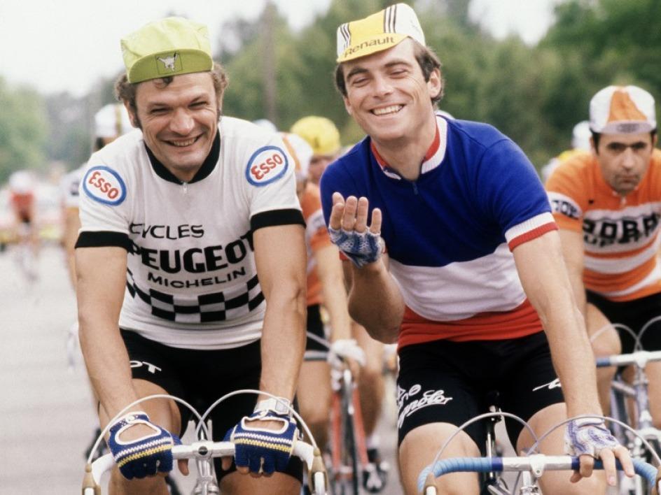 Bernard Thévenet a abandonné le Tour 1978, l'année même du premier sacre d'un certain Bernard Hinault