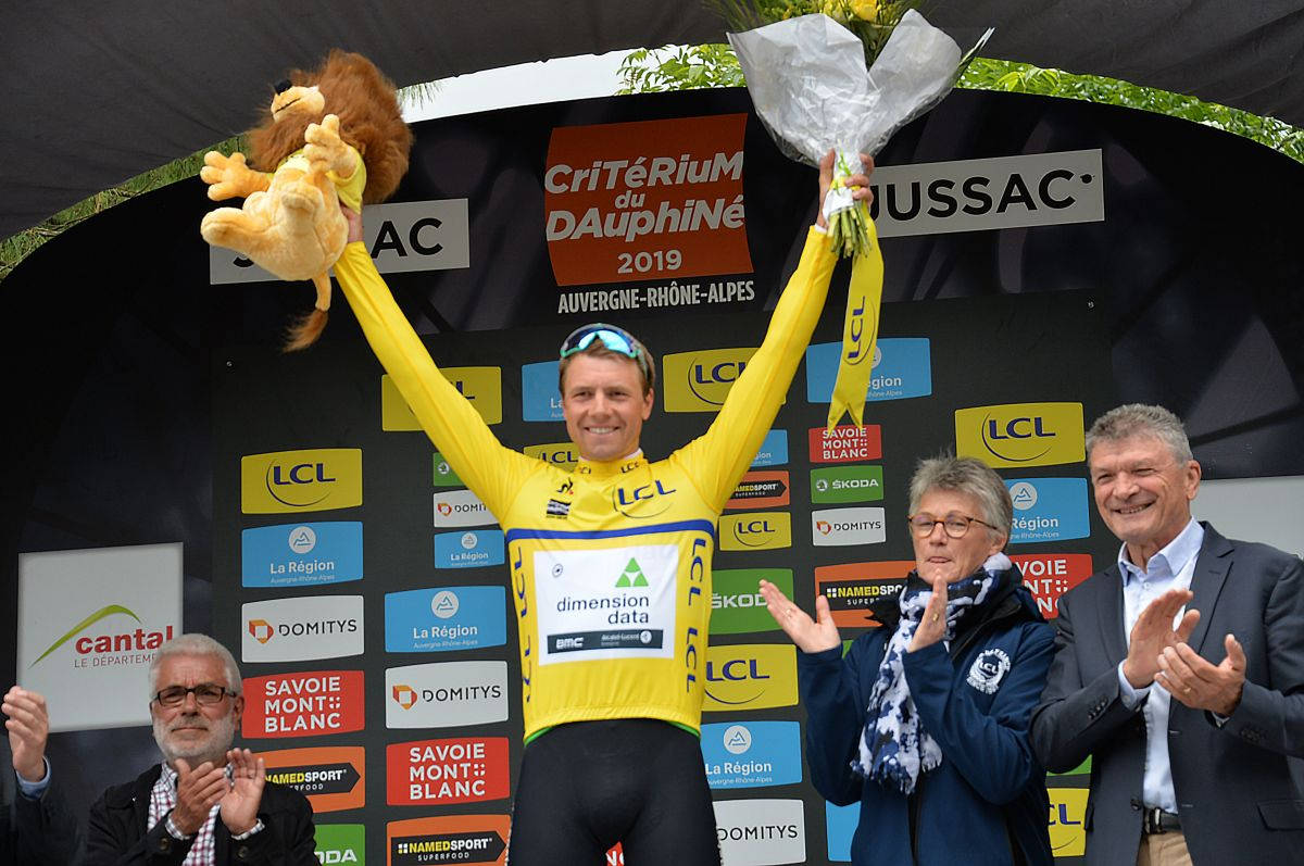 Boasson Hagen maillot jaune