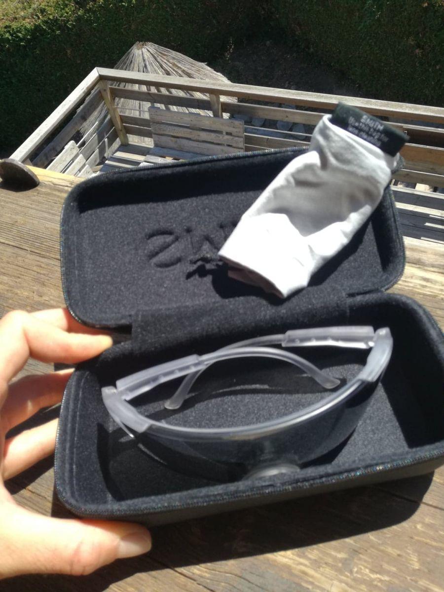 La boite à lunettes