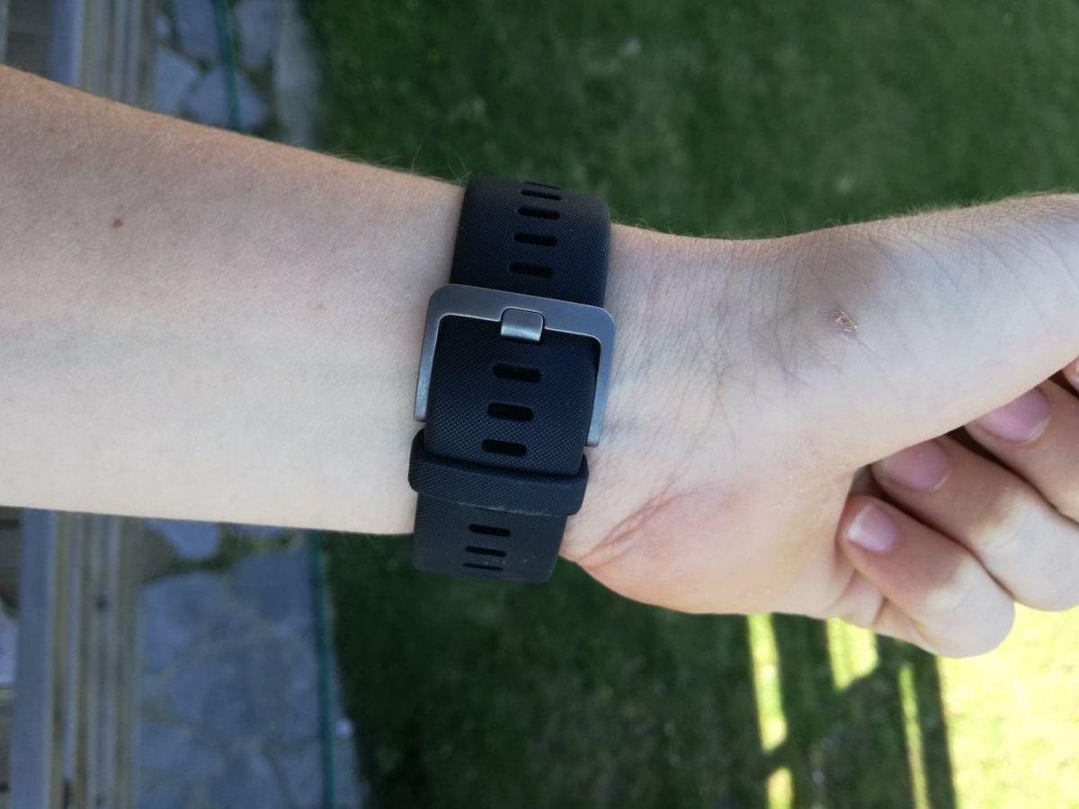 Le bracelet en Silicone