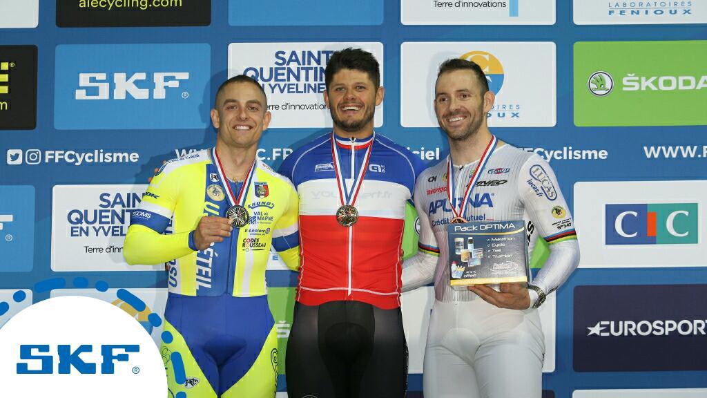 Championnat de France piste Sprint