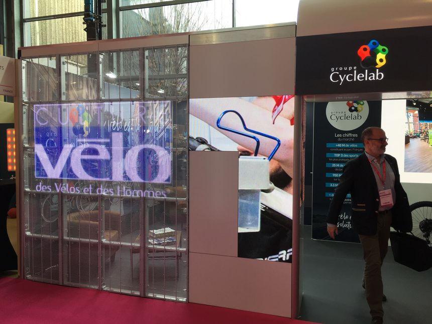 Cyclelab et sa principale société fille : Culture Vélo
