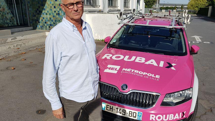 Daniel Verbrackel manager de Roubaix Lille Metropole
