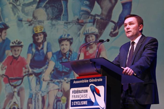 David Lappartient a enchaîné deux mandats à la présidence de la FFC