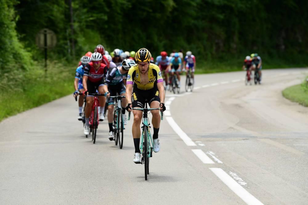 Doublé d'Ineos pour conclure, Jakob Fuglsang termine en jaune — Dauphiné