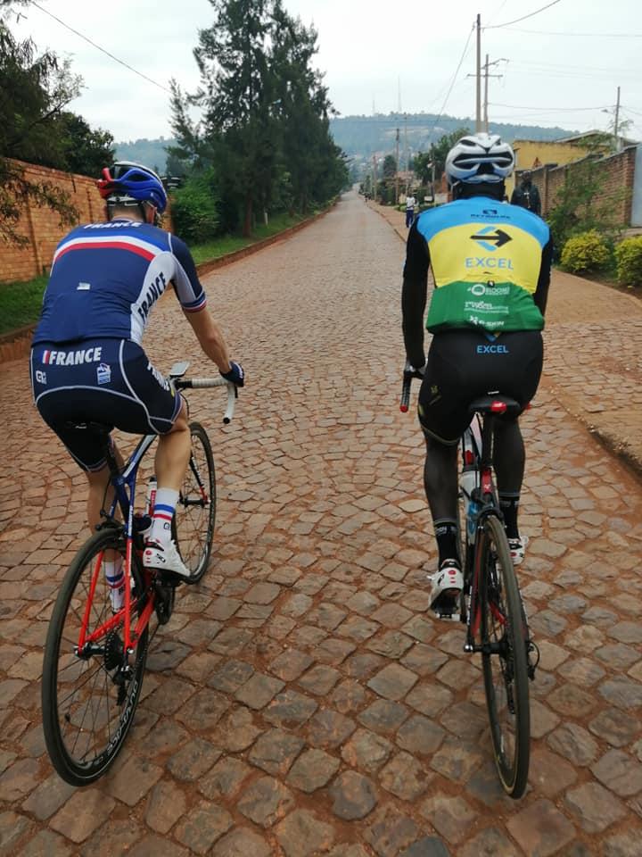 Aurélien Doléatto au Tour du Rwanda #3
